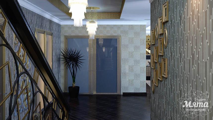 Дизайн интерьера коттеджа в Новосибирске  img1423907199