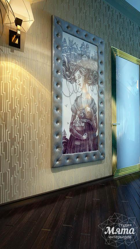 Дизайн интерьера коттеджа в Новосибирске  img1240860661