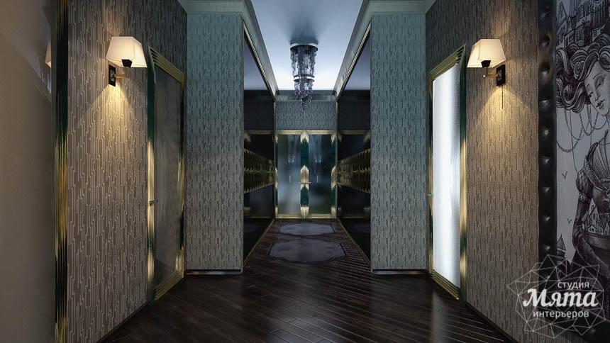 Дизайн интерьера коттеджа в Новосибирске  img690004627