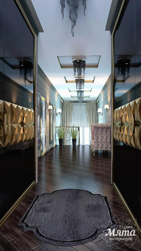 Дизайн интерьера коттеджа в Новосибирске  img548410806