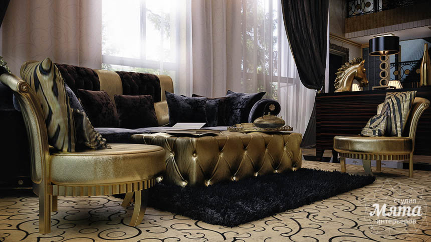 Дизайн интерьера коттеджа в Краснодаре img28396080