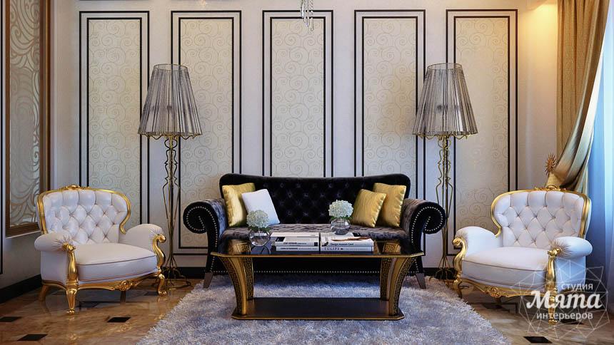 Дизайн интерьера коттеджа в Краснодаре img1385810241