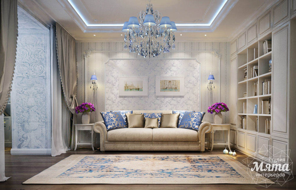 Дизайн интерьера четырехкомнатной квартиры по ул. Куйбышева 98 img1910343848