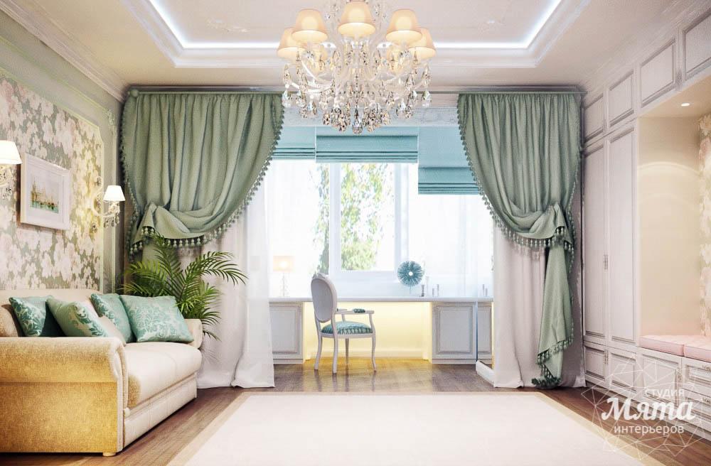 Дизайн интерьера четырехкомнатной квартиры по ул. Куйбышева 98 img2063397680