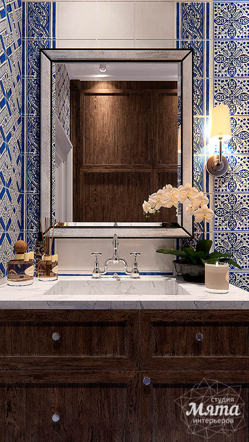Дизайн интерьера четырехкомнатной квартиры в Новосибирске img921942385