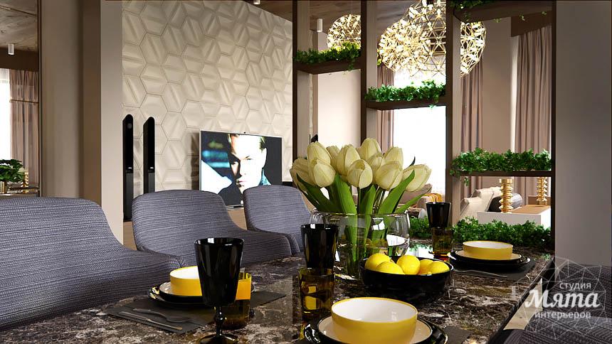 Дизайн интерьера двухкомнатной квартиры в Сочи img841888638