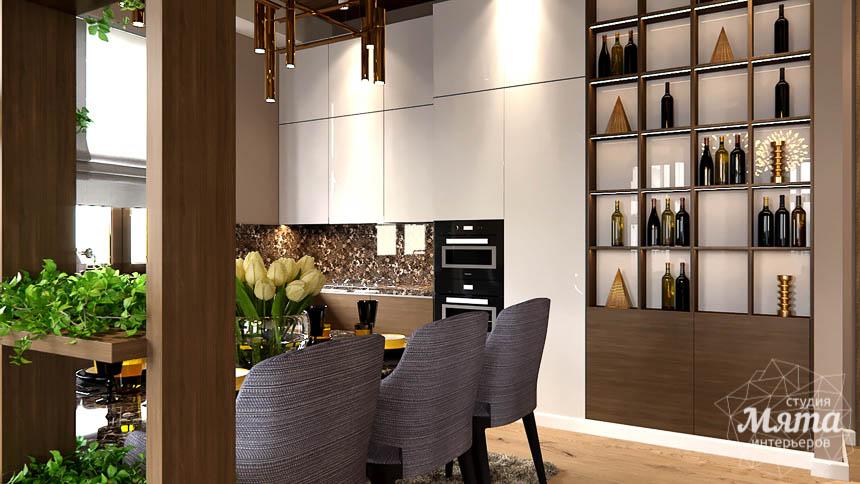 Дизайн интерьера двухкомнатной квартиры в Сочи img1178209655