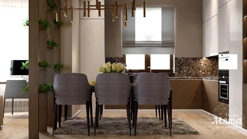 Дизайн интерьера двухкомнатной квартиры в Сочи img1062335898