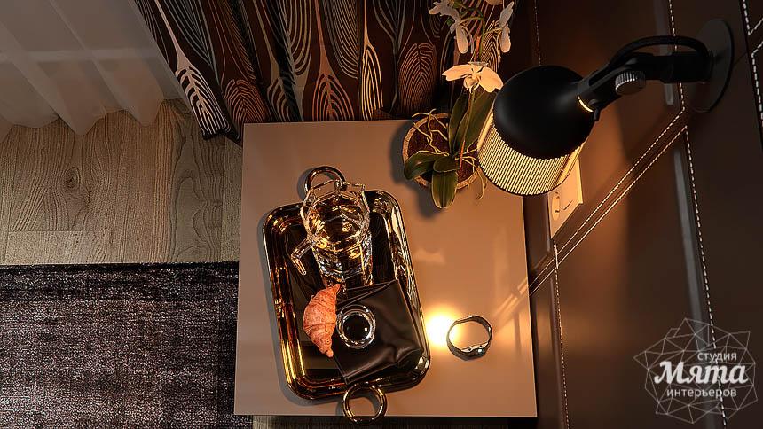 Дизайн интерьера двухкомнатной квартиры в Сочи img1497911938