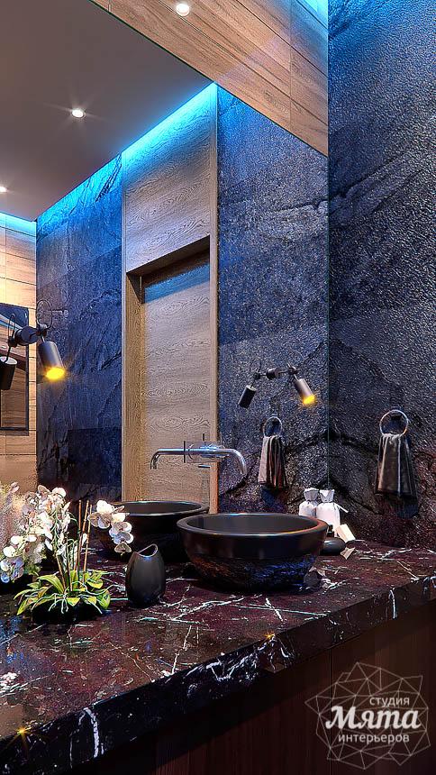 Дизайн интерьера двухкомнатной квартиры в Сочи img2124364194