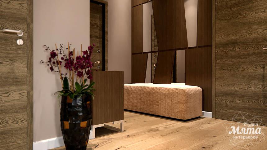Дизайн интерьера двухкомнатной квартиры в Сочи img1559447116