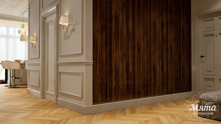 Дизайн интерьера четырехкомнатной квартиры в Новосибирске img2077543503