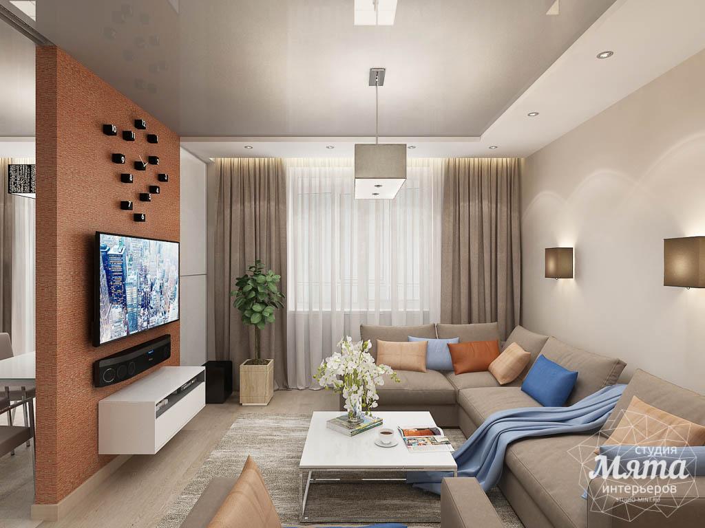 Дизайн интерьера трехкомнатной квартиры по ул. Куйбышева 21 img1435207145