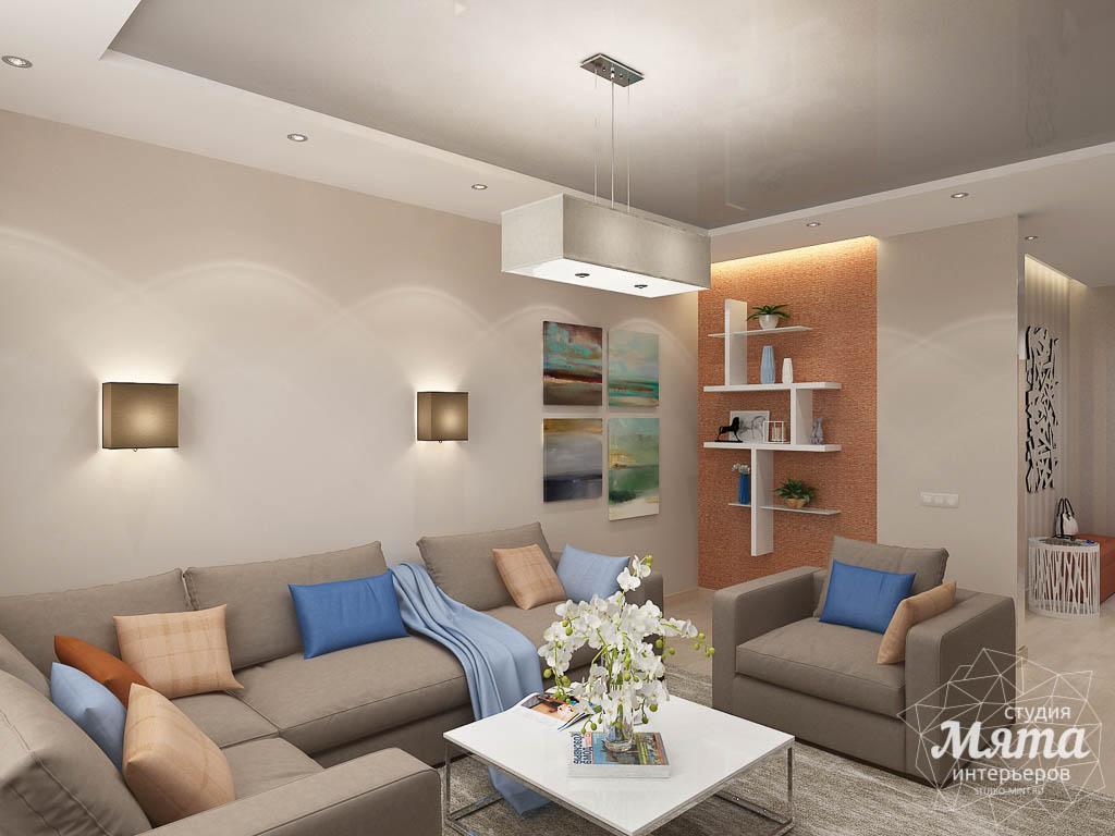 Дизайн интерьера трехкомнатной квартиры по ул. Куйбышева 21 img1642413189