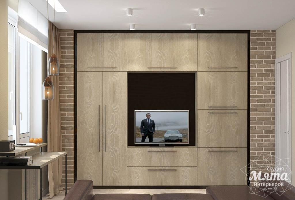 Дизайн интерьера трехкомнатной квартиры по ул. 8 Марта 194 img606584161
