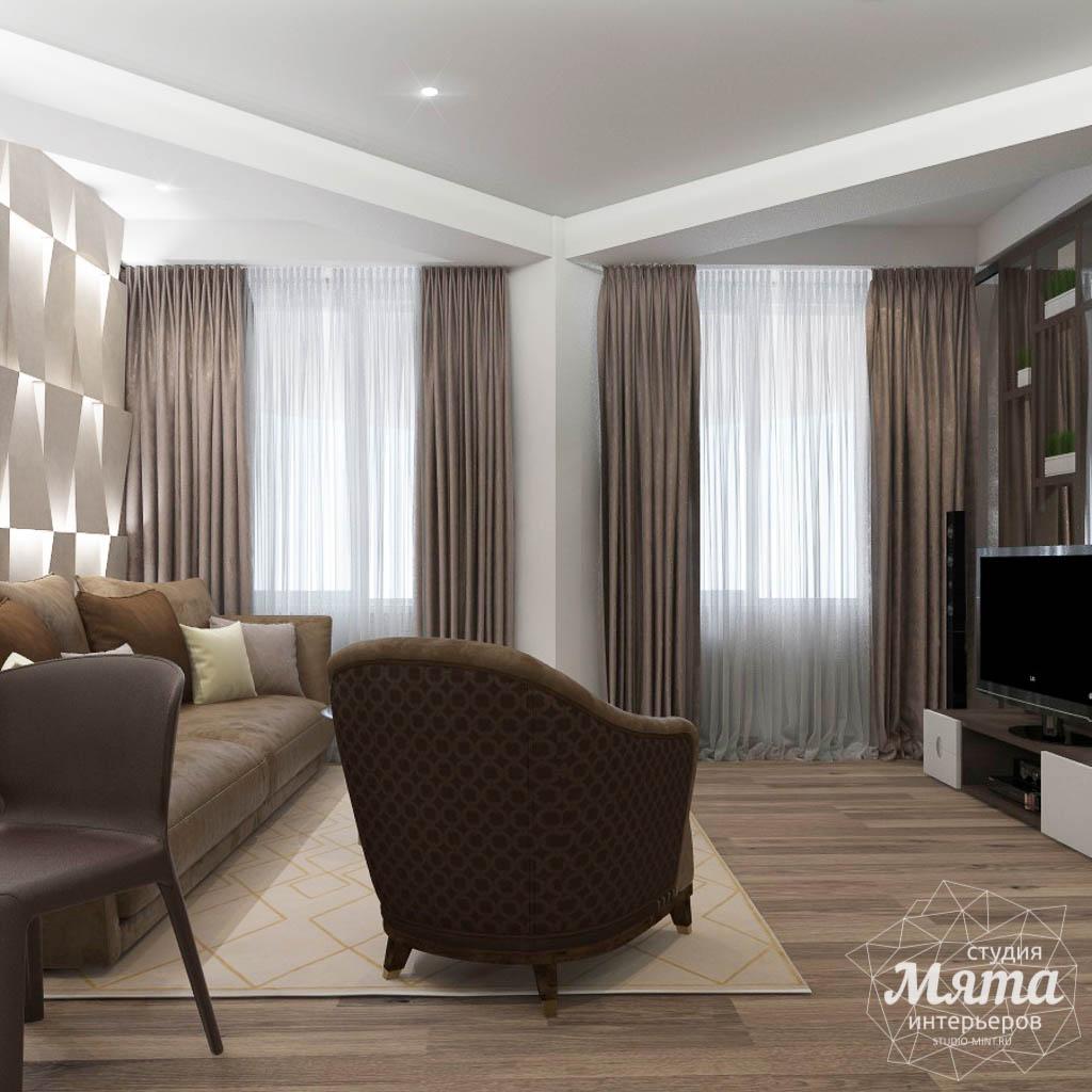 Дизайн интерьера и ремонт трехкомнатной квартиры по ул. Кузнечная 81 img1756692721