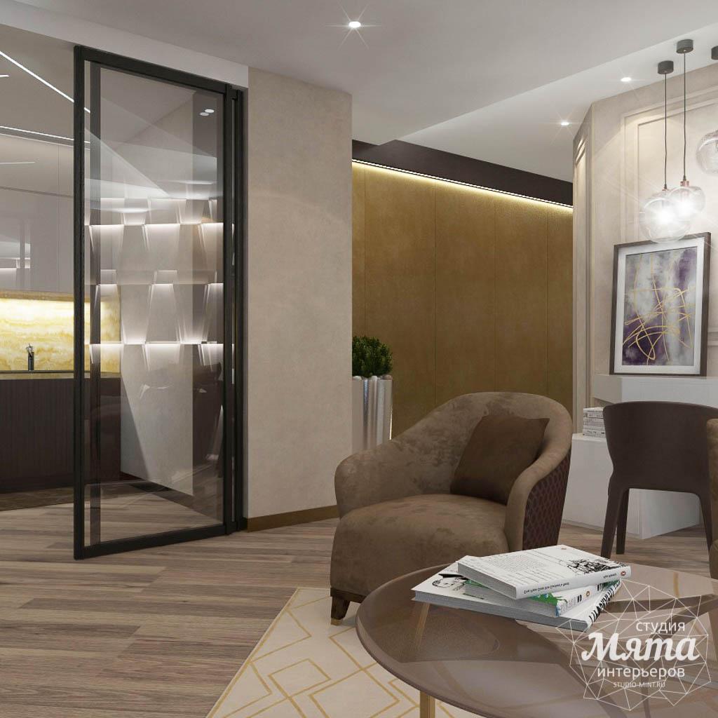 Дизайн интерьера и ремонт трехкомнатной квартиры по ул. Кузнечная 81 img1953177580