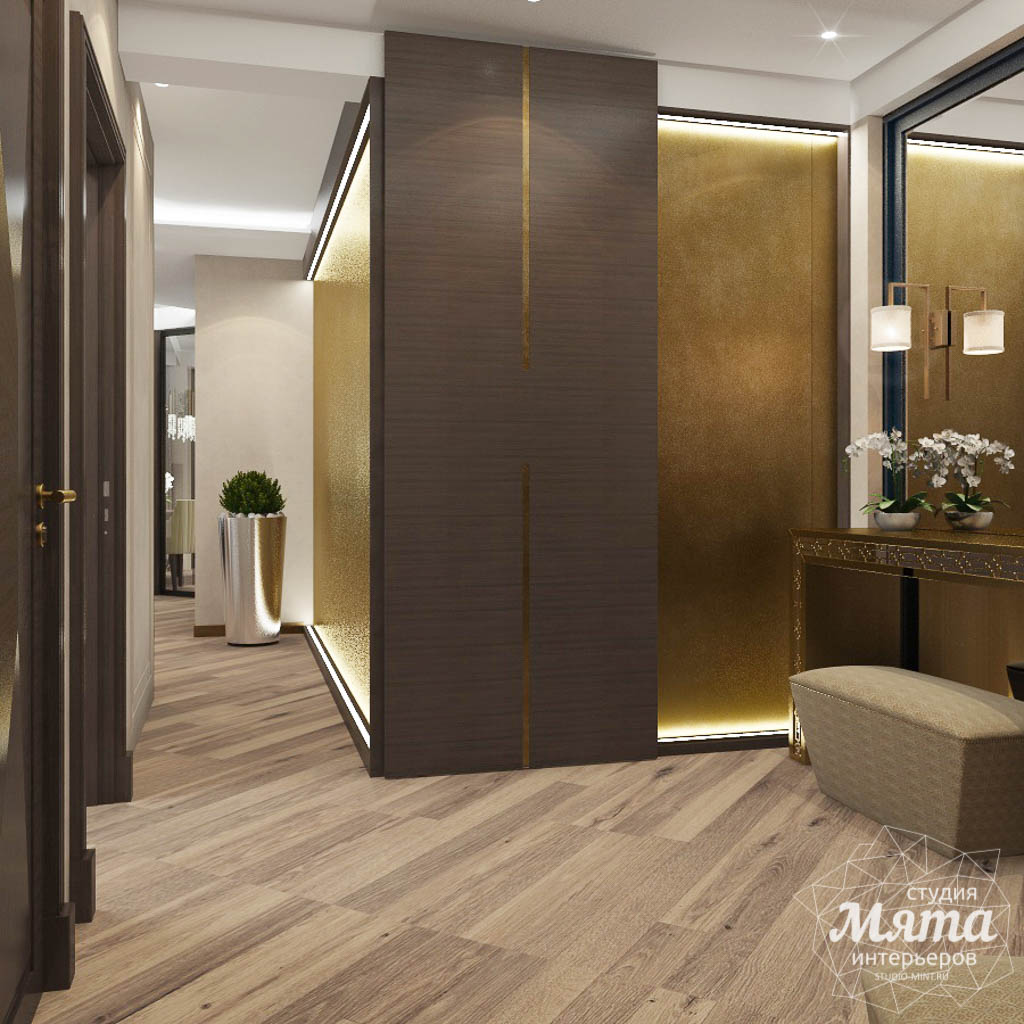 Дизайн интерьера и ремонт трехкомнатной квартиры по ул. Кузнечная 81 img1363341978