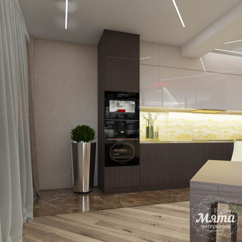 Дизайн интерьера и ремонт трехкомнатной квартиры по ул. Кузнечная 81 img9203115