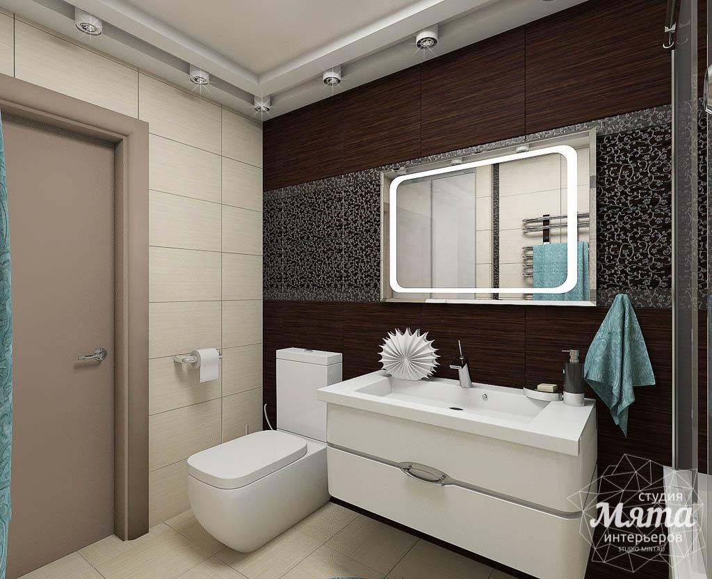 Дизайн интерьера двухкомнатной квартиры в Верхней Пышме по Успенскому проспекту 113Б img121782379