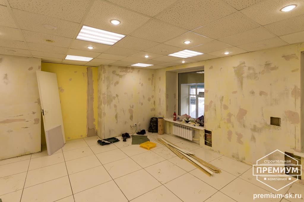 Дизайн интерьера и ремонт офиса по ул. Шаумяна 93 31