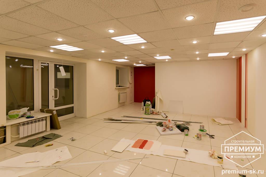 Дизайн интерьера и ремонт офиса по ул. Шаумяна 93 34