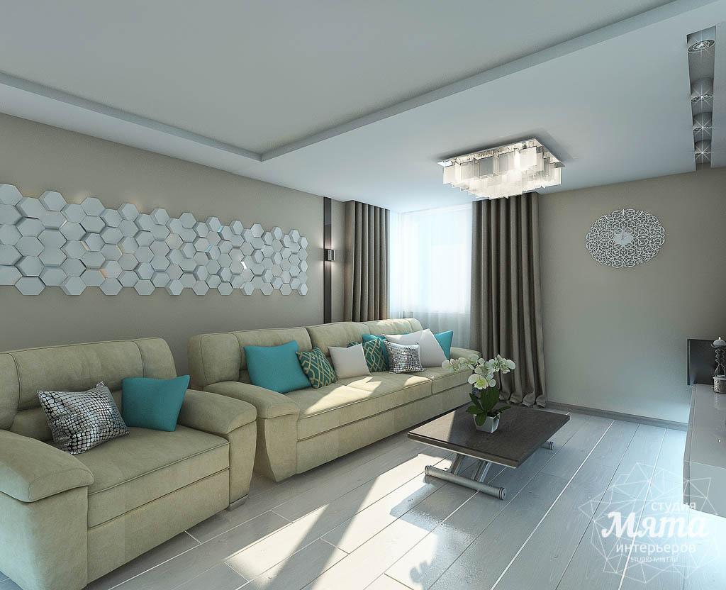 Дизайн интерьера двухкомнатной квартиры в Верхней Пышме по Успенскому проспекту 113Б img694803391