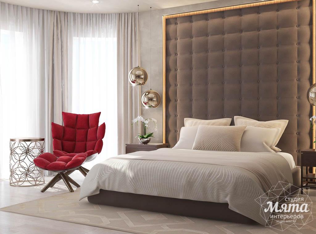 Дизайн интерьера трехкомнатной квартиры по ул. Фурманова 124 img1621618035