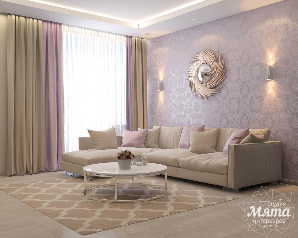 Дизайн интерьера трехкомнатной квартиры по ул. Фурманова 124 img405717515