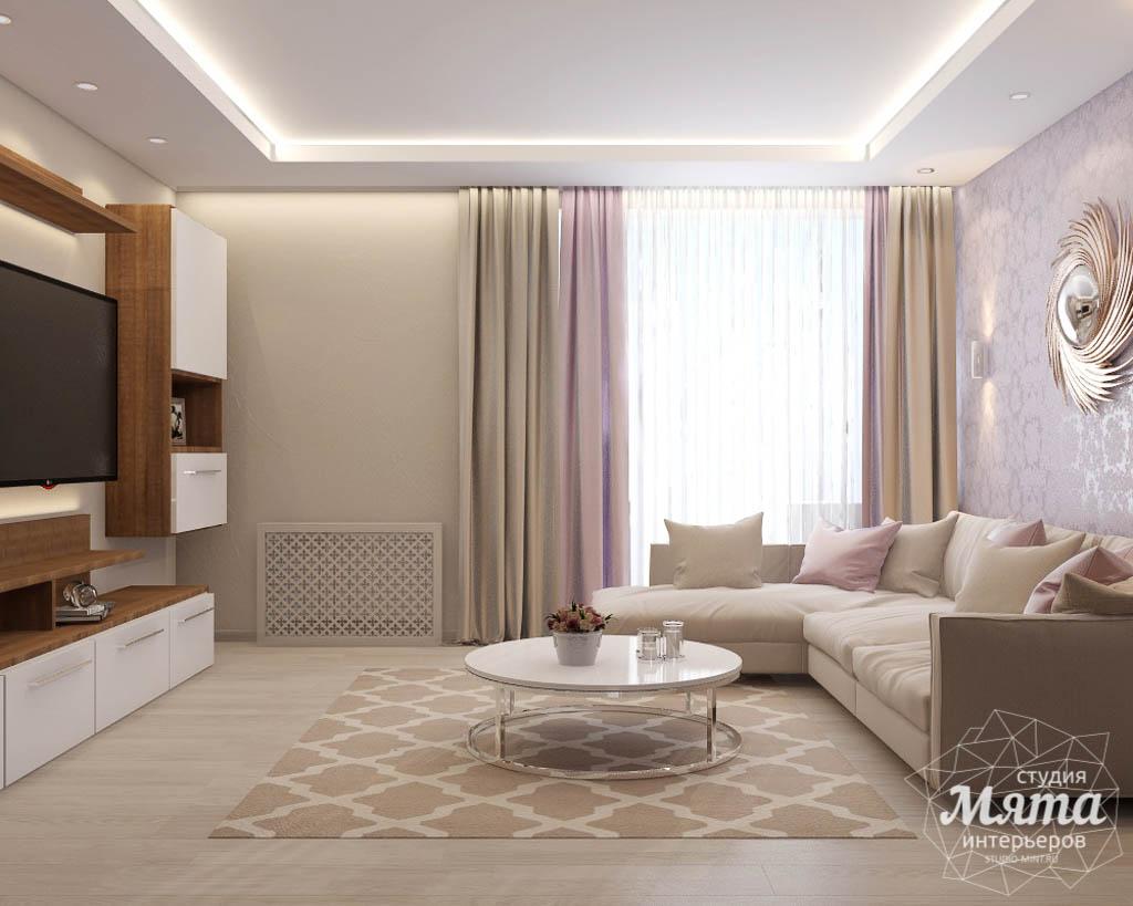 Дизайн интерьера трехкомнатной квартиры по ул. Фурманова 124 img1991866024