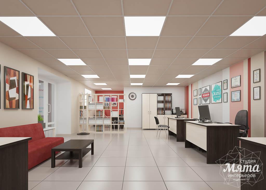 Дизайн интерьера и ремонт офиса по ул. Шаумяна 93 img1815143212