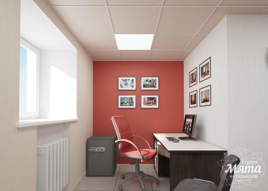 Дизайн интерьера и ремонт офиса по ул. Шаумяна 93 img564111704