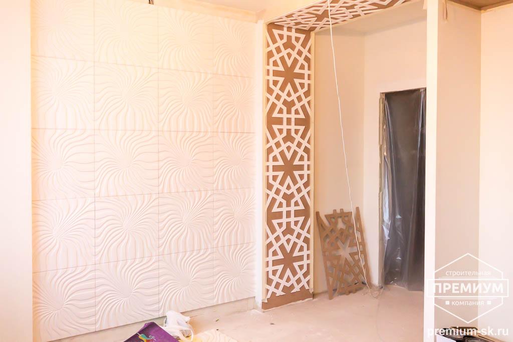 Дизайн интерьера и ремонт трехкомнатной квартиры по ул. Татищева 49 77
