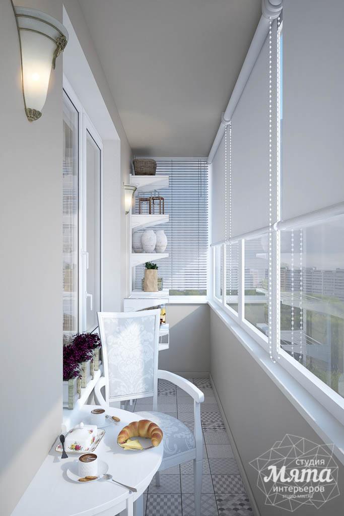 Дизайн интерьера трехкомнатной квартиры по ул. 8 Марта 194 img657899778