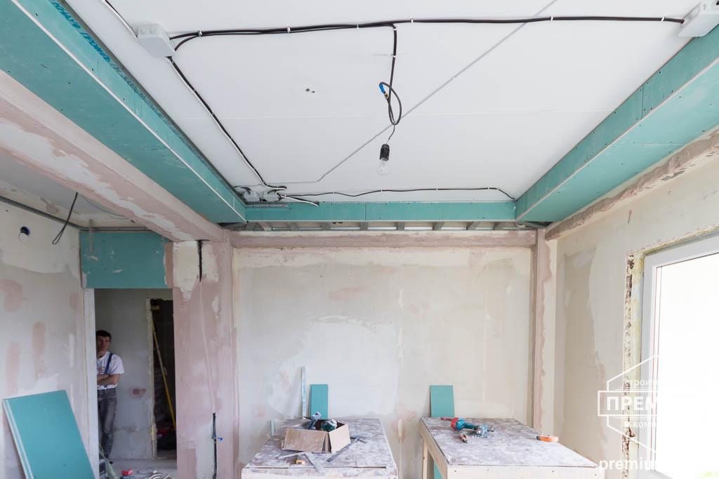 Дизайн интерьера и ремонт трехкомнатной квартиры по ул. Кузнечная 81 35