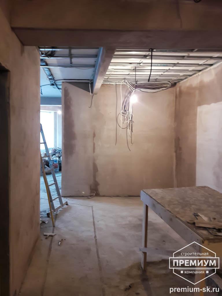 Дизайн интерьера и ремонт трехкомнатной квартиры по ул. Кузнечная 81 45