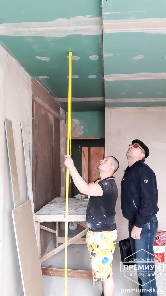 Дизайн интерьера и ремонт трехкомнатной квартиры по ул. Кузнечная 81 48