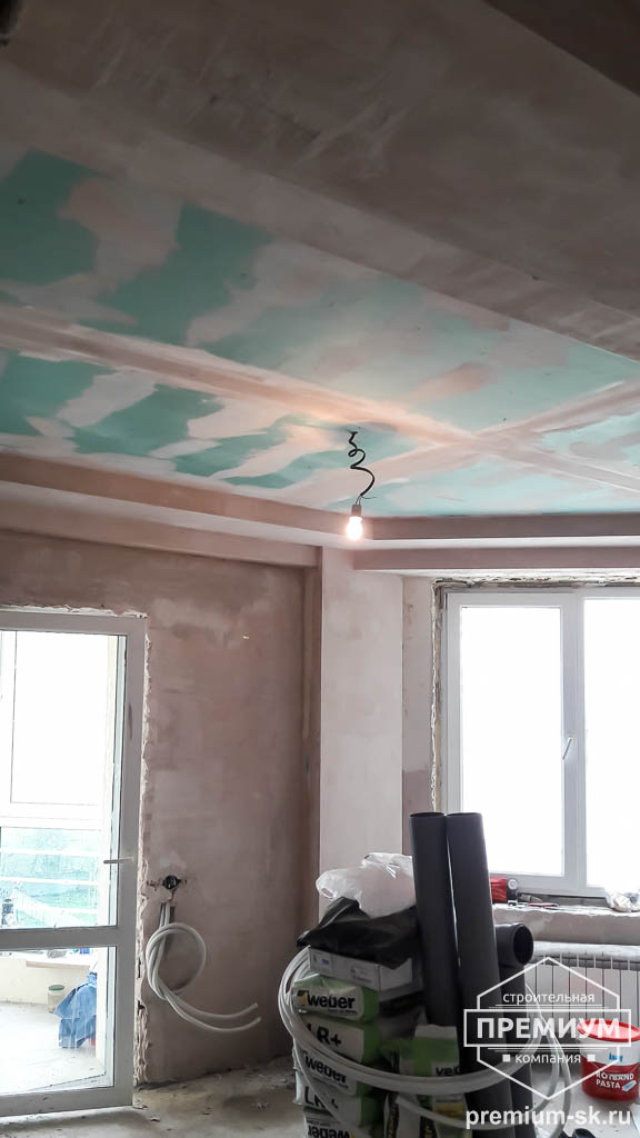 Дизайн интерьера и ремонт трехкомнатной квартиры по ул. Кузнечная 81 50
