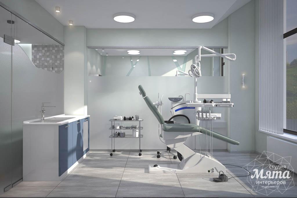 Дизайн интерьера и ремонт стоматологической клиники в ЖК Лига Чемпионов img2001793729