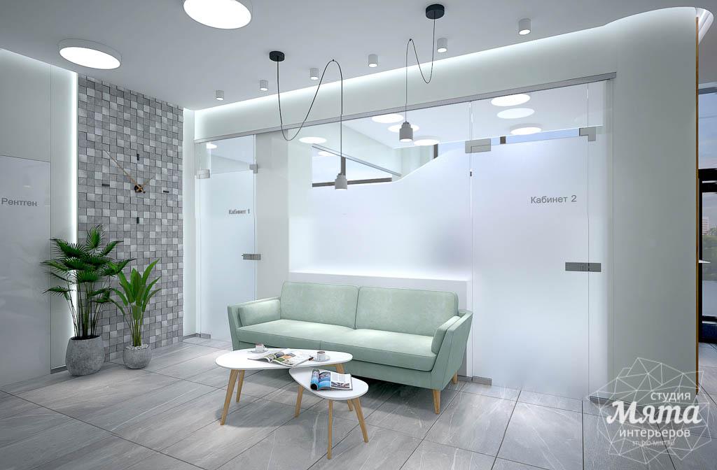 Дизайн интерьера и ремонт стоматологической клиники в ЖК Лига Чемпионов img1879011692