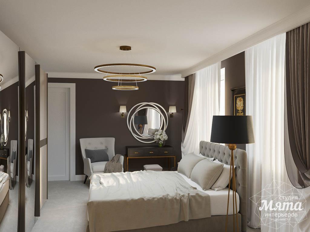 Дизайн интерьера спальни в ЖК Малевич img1627129193