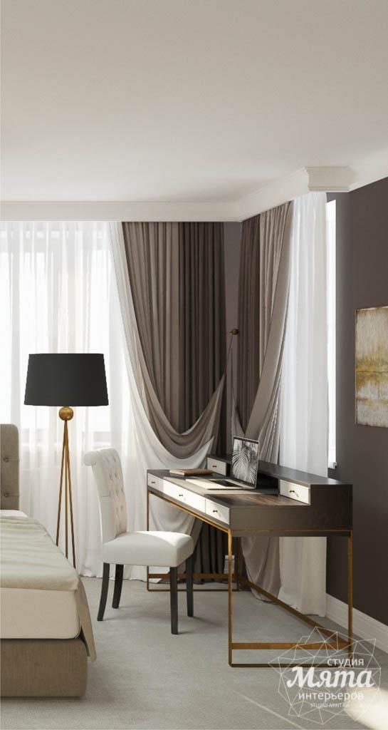 Дизайн интерьера спальни в ЖК Малевич img1837504043