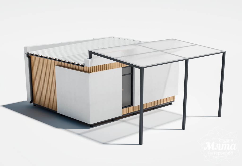 Дизайн фасада модульного дома в п. Новое Созвездие img638201383