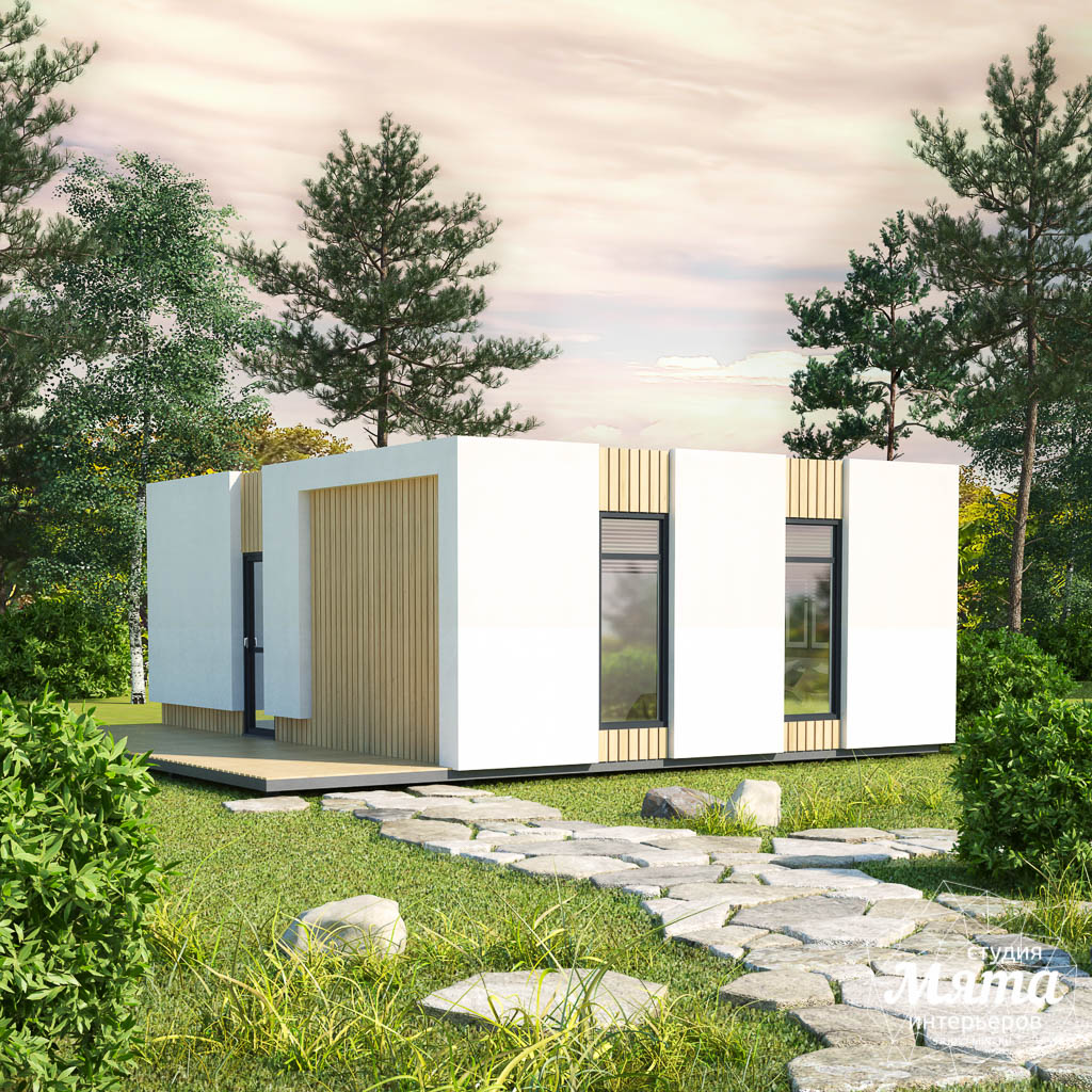 Дизайн фасада модульного дома в п. Новое Созвездие img1514254781