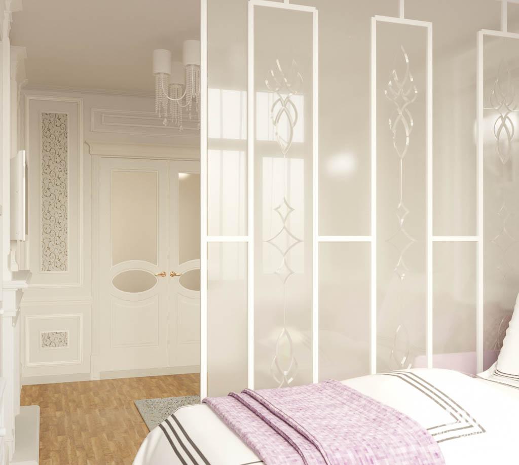 Дизайн интерьера однокомнатной квартиры ЖК Солнечный Остров img331405374