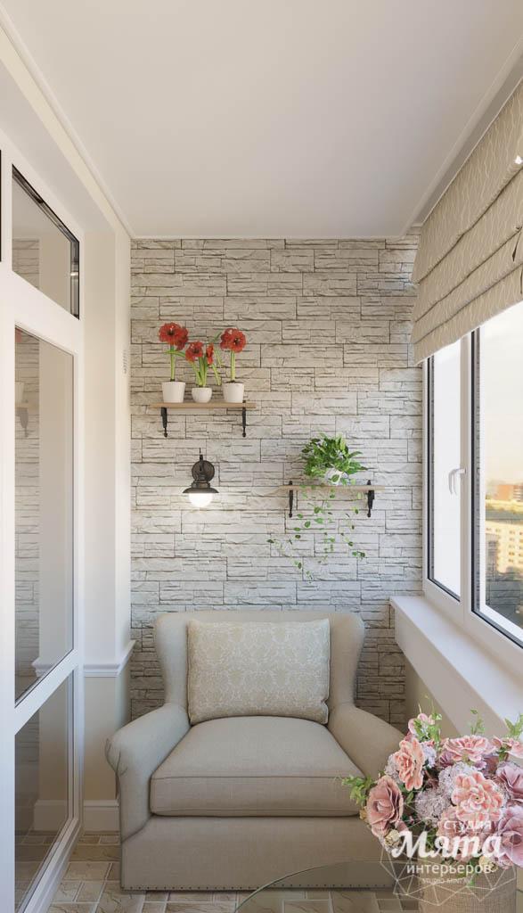 Дизайн интерьера квартиры - студии в ЖК Свой Круг img46012787