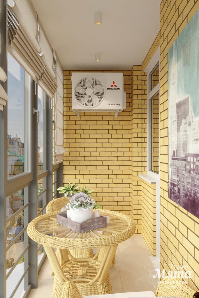 Дизайн интерьера однокомнатной квартиры ЖК Солнечный Остров img1346333813