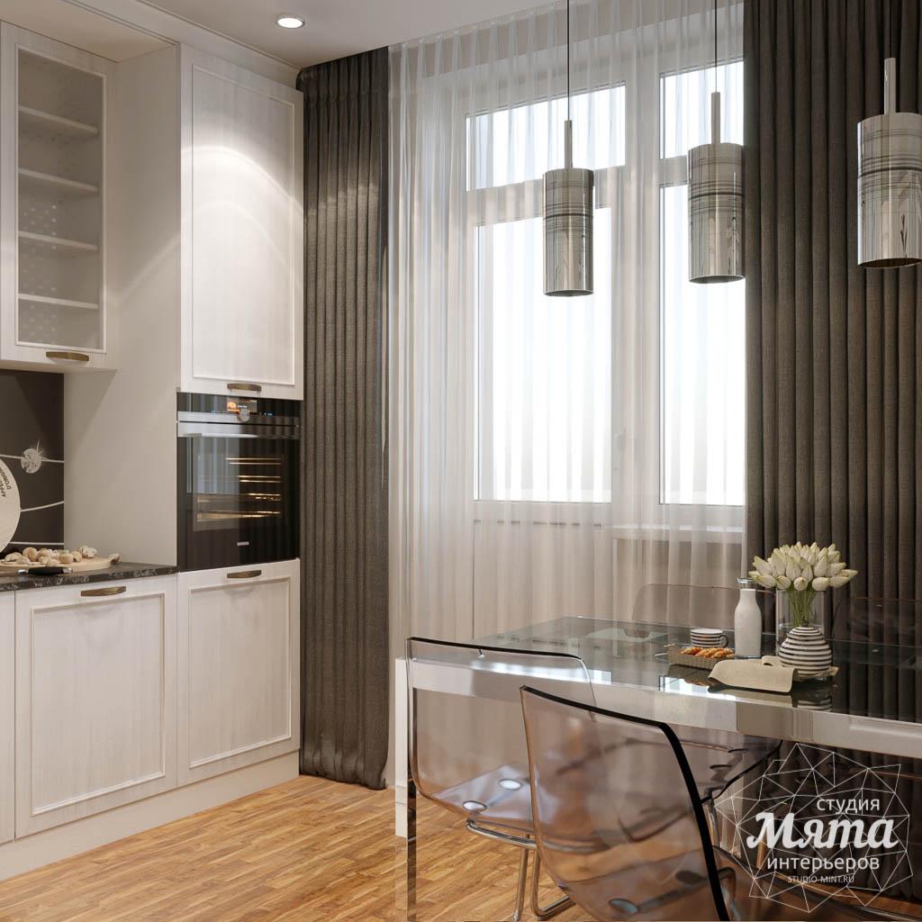 Дизайн интерьера однокомнатной квартиры ЖК Солнечный Остров img1948742154