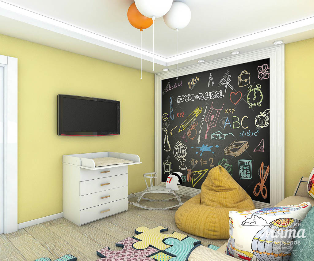 Дизайн интерьера коттеджа в п. Экодолье img1083834473