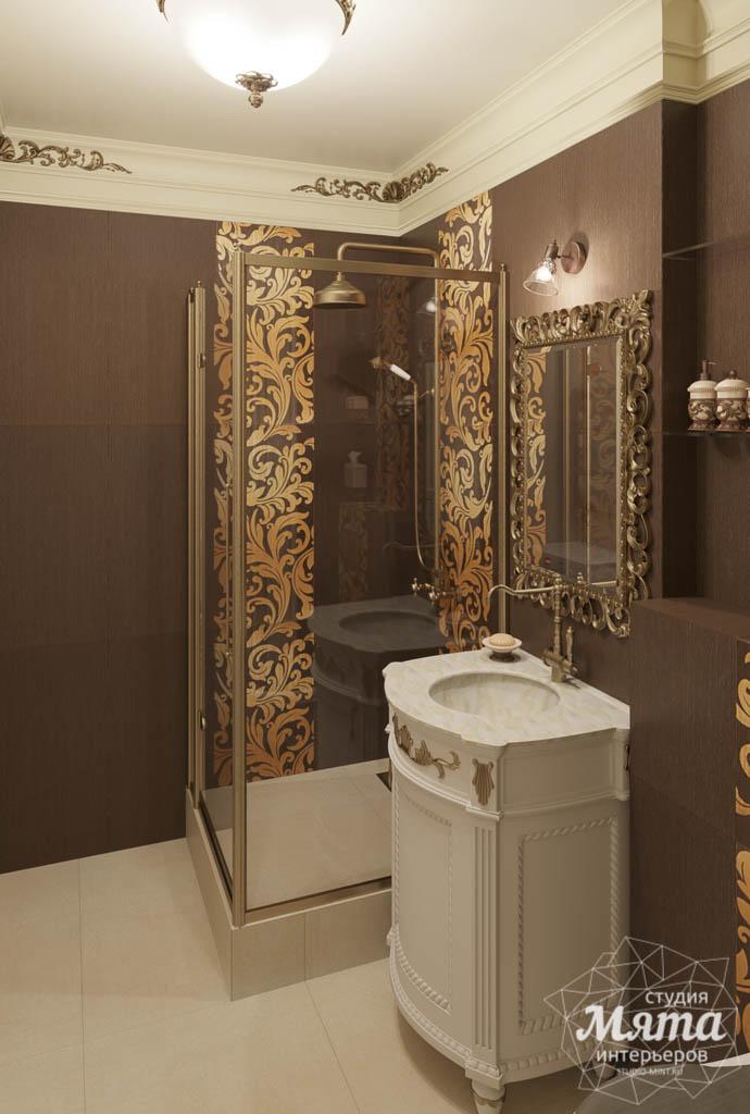 Дизайн интерьера квартиры - студии в ЖК Свой Круг img709384382